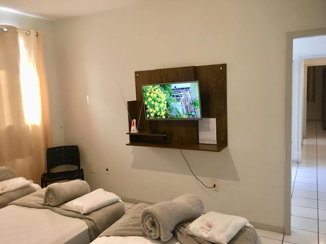 Apartamento Central em Joinville II