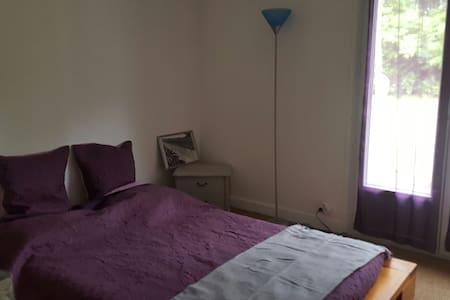 loue chambre pour les 24 h du Mans - Arnage - Дом