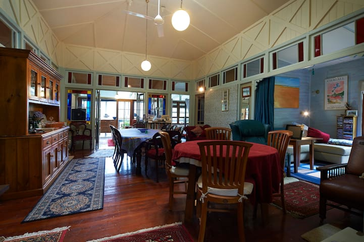 very special island bed and brunch - Dangar Island