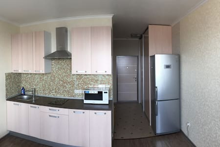 Новая Квартира, Центральный парк