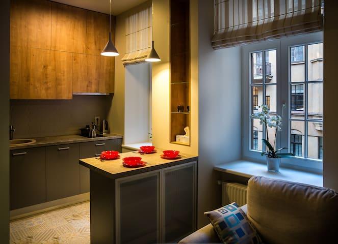 Apartments in the heart of Riga - Riga - Pis