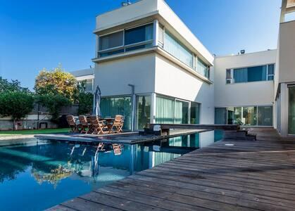 Fabulous villa in Caesarea - カイサリア - 別荘