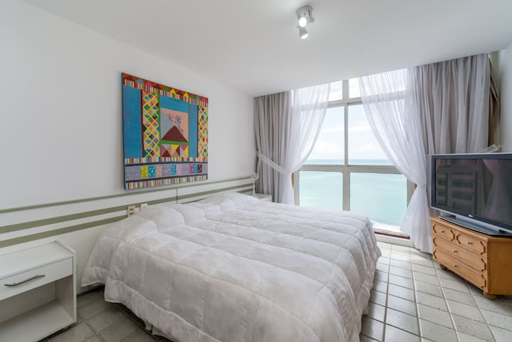 Flat Beira Mar Piedade,Golden Beach