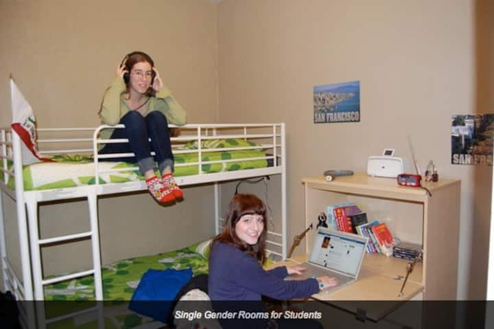 Monthly Shared Home for Students 2