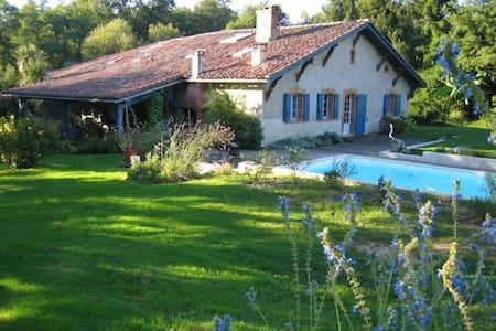 Maison de caractère près de l'océan - Saint-Jean-de-Marsacq - Dom