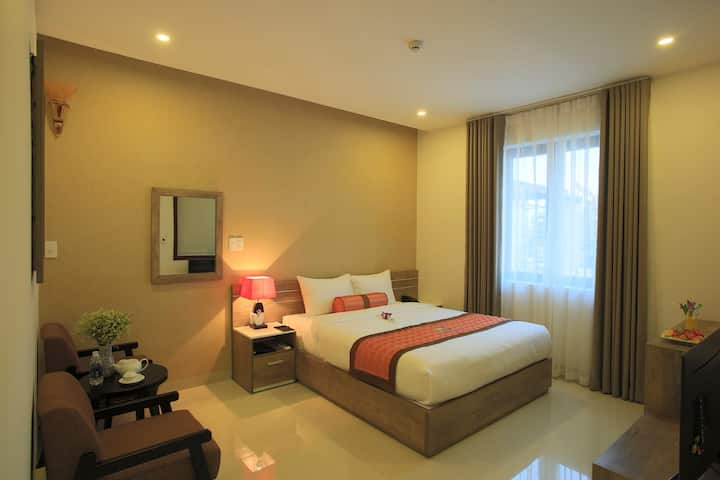 Ariel 1-Double-Bed Room with Free Breakfast
