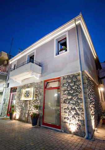 Meteora Central Hostel - Καλαμπάκα - Asrama