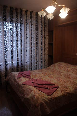 Charming room with private bathroom - Алматы - Bed & Breakfast