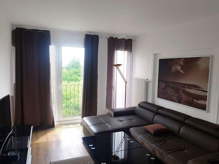 Appartement cosy proche de paris