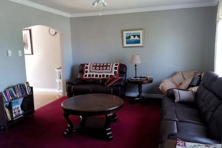Private & Clean Central NL Home.