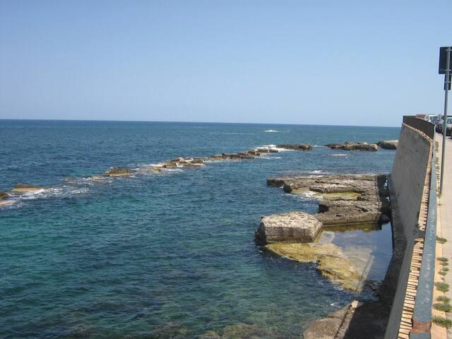 ORTIGIA SIRACUSA SEA FRONT HOUSE FREE WI-FI