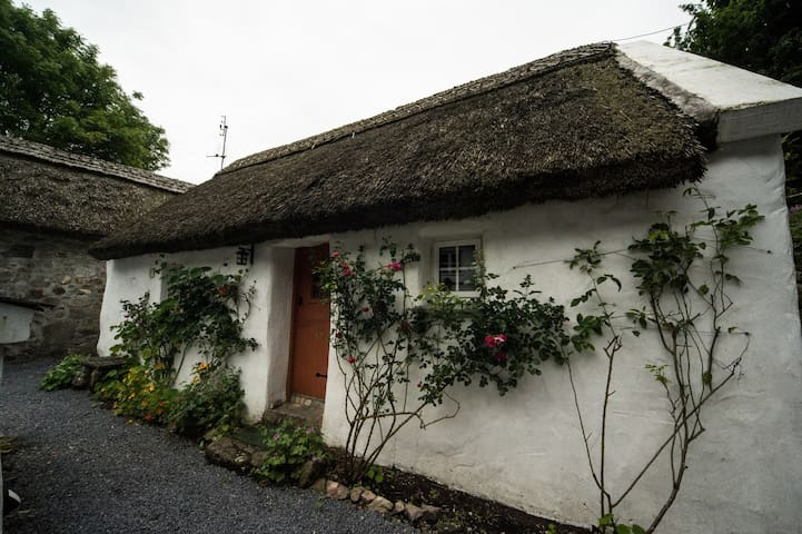Charming thatched cottage  - Galway - House