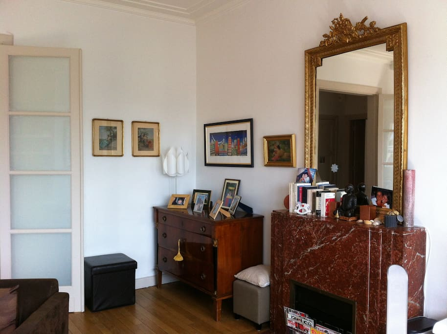 Chambre dans charmant appartement wohnungen zur miete in - Salon de massage boulogne billancourt ...