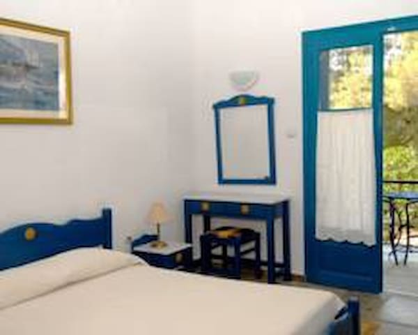 Hotel Room in Skiathos - Sporades - Appartement