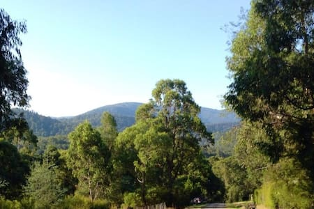 Bush Getaway 15 mins from Warburton