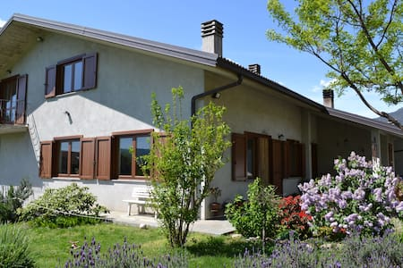 Beautiful house in the mountains 2b - Castelnuovo-combalere - บ้าน