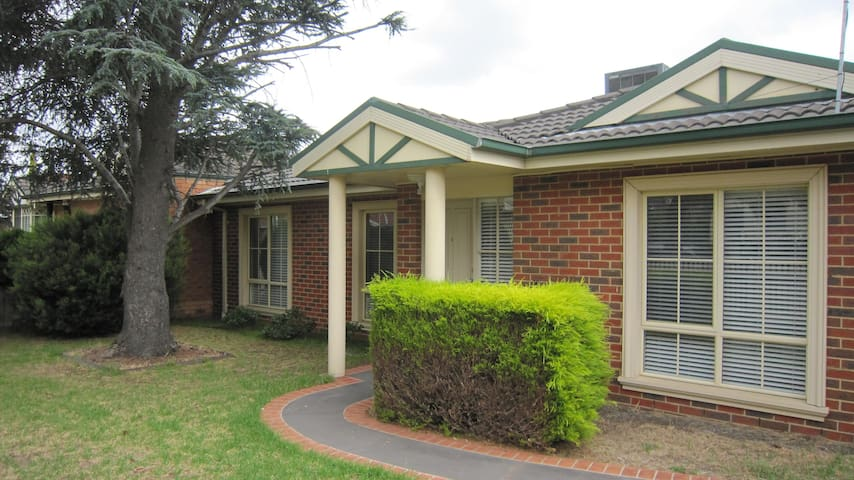 Cosy Villa in the heart of Glen Waverley - Glen Waverley - Villa