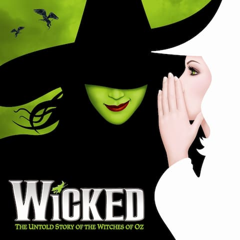 Wicked The Musical- poster