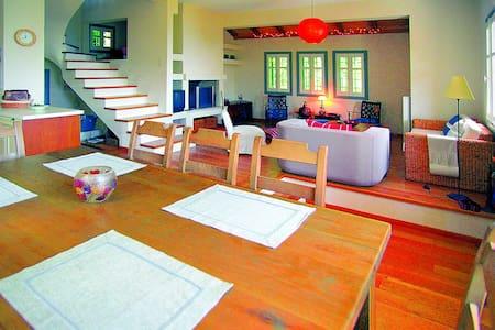Family home with swimming pool - Tsagkarada