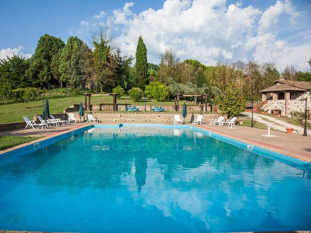 """3-room apartment """"Roma1"""", for 4 people, 70 m² in Otricoli"""