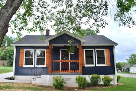 Little Blue Hickory Home