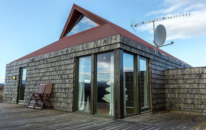 Unique modern luxury cottage (Golden Circle)