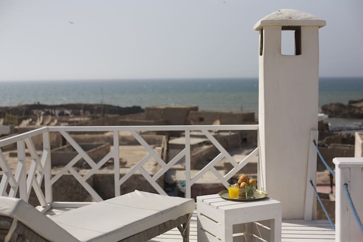 daranur-apartament close to the sky - Essaouira - Ev