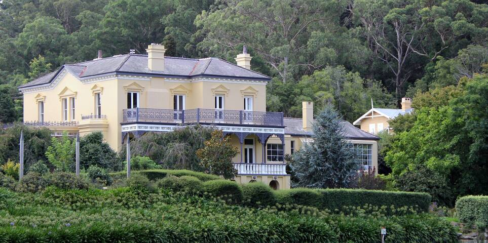 Heritage Coach House at The Rift - Bowral - Huis