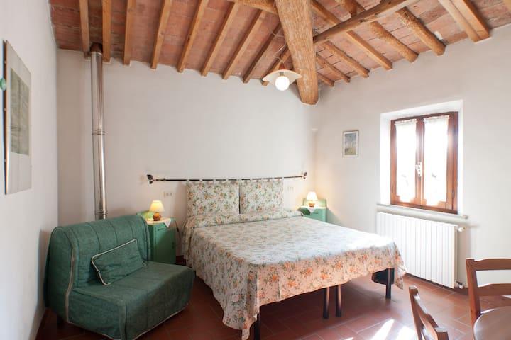 A Casa di Lizzy: où votre rêve toscan se réalise