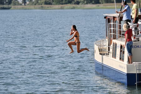 Abenteuer Hausboot - Zeuthen