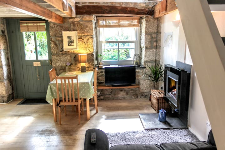 cozy, quaint, cottage in St.Ives - St Ives - Dom