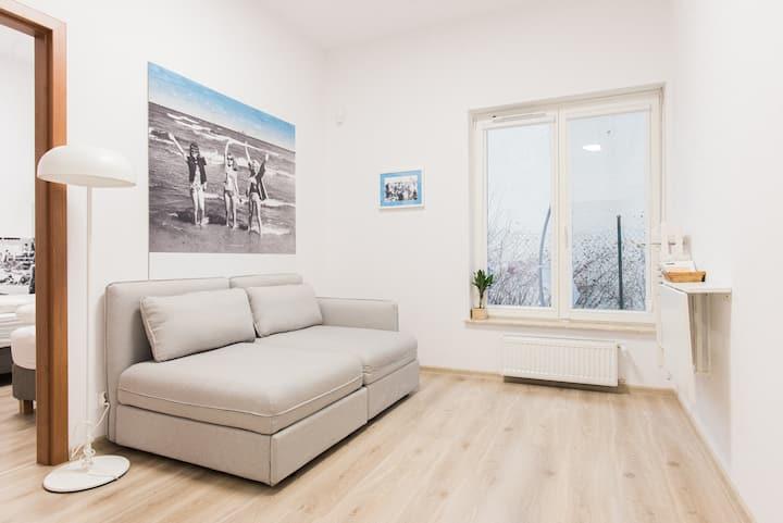 Dom Gościnny LukLuk Apartament nr 2 z 1 sypialnią
