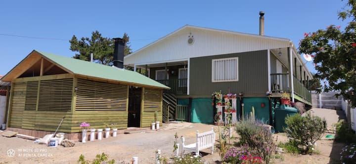 casa en el litoral , Ideal para familias numerosas