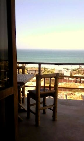 Nice Room stunning ocean view - Vichayito - Dom