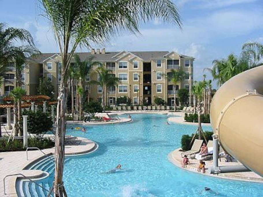 Windsor Hills Resort, Kissimmee. Closest To Disney