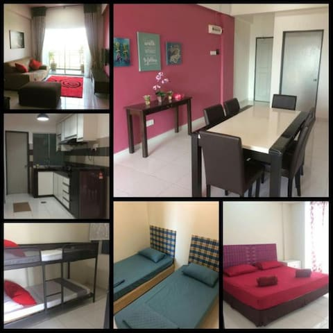 Shah Alam Section 25 Guest House