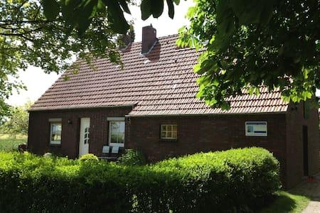 Ferienlandhaus Kaisershof - Wangerland