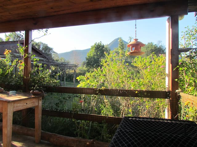 Garden Cottage in Storms River, Tsitsikamma. - Stormsrivier - Квартира