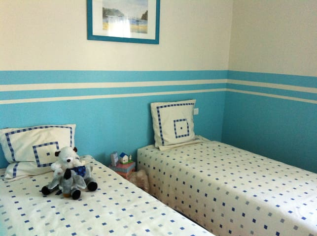 """Chambre """"Turquoise"""""""
