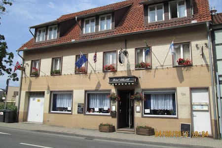 Single room, Hotel Atlantik  - Celle
