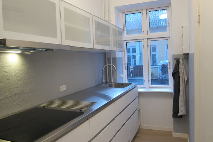 Apartment in the Latin Quarter - Aarhus - Apartemen