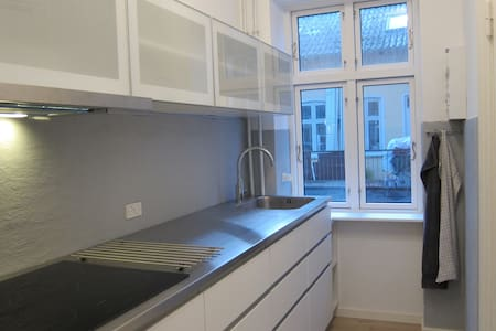 Apartment in the Latin Quarter - Aarhus - Lägenhet