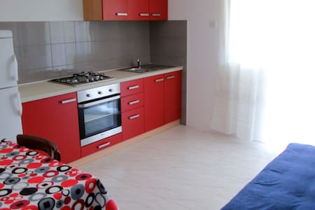 Sweet & Comfy 2BD ap. with Sea View - Gdinj
