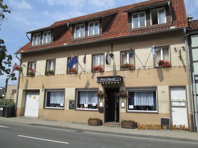 Single room, Hotel Atlantik  - Celle - Bed & Breakfast