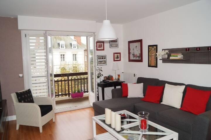 Appartement T2 50m2 Ensoleillé - Saint-Malo - Leilighet