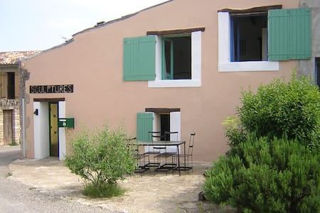 Location saisonière Vaucluse - Joucas - Rumah