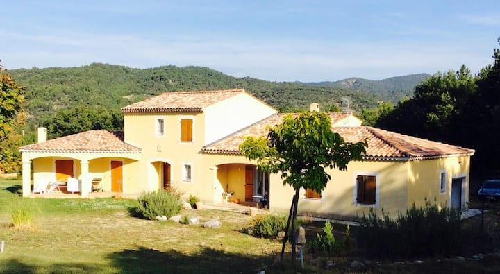 Les collines de Provence