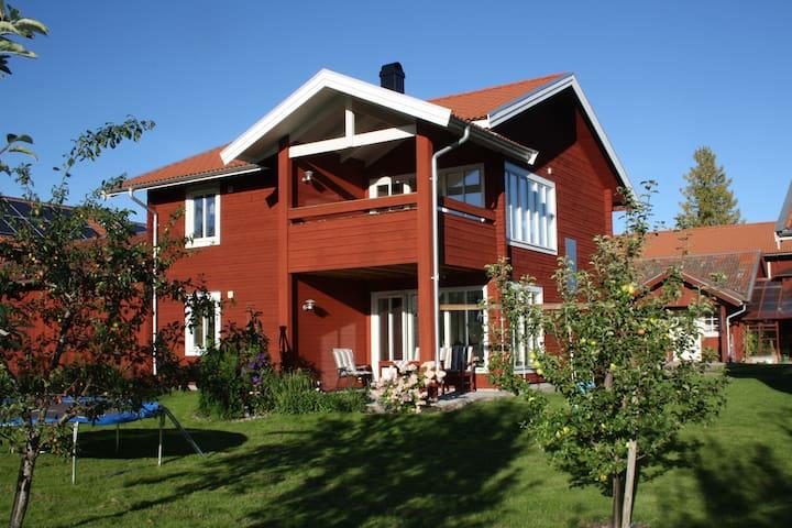 Hus vid Dalälven 15 min från Romme alpin - Skomsarby - Villa