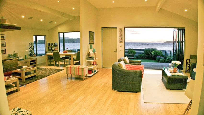 Beach House in Plimmerton