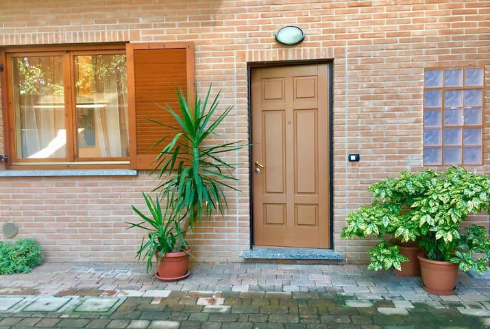 Casetta in centro a Seregno (MB) - Seregno - Lägenhet